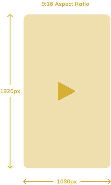 TikTok Aspect ratio