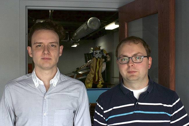 John and Chris