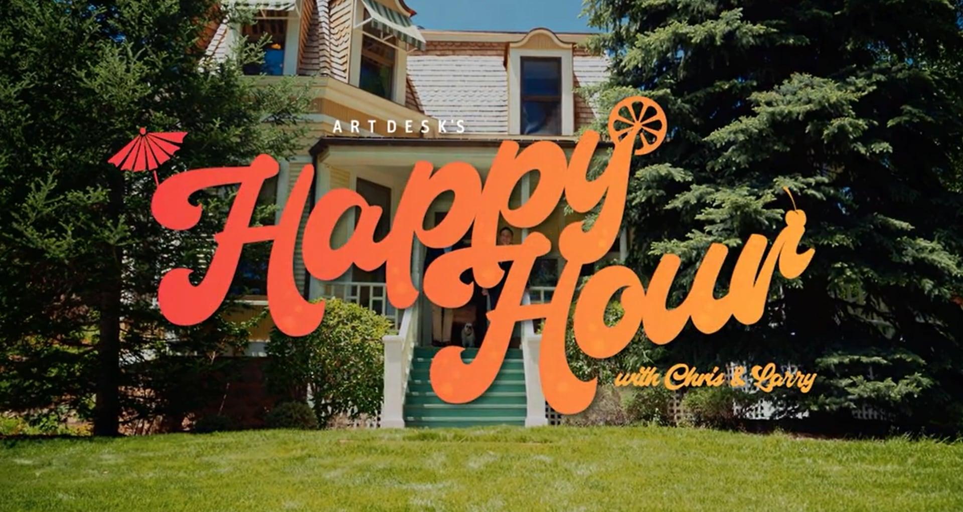 Happy Hour logo