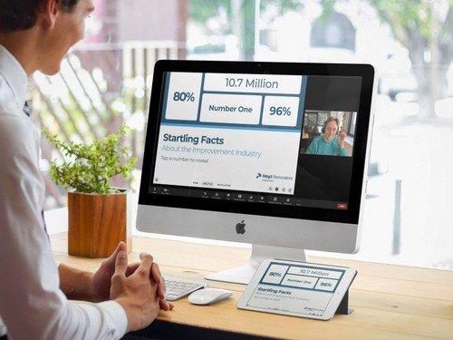creative presentation conference software