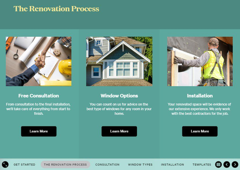 creative presentation software