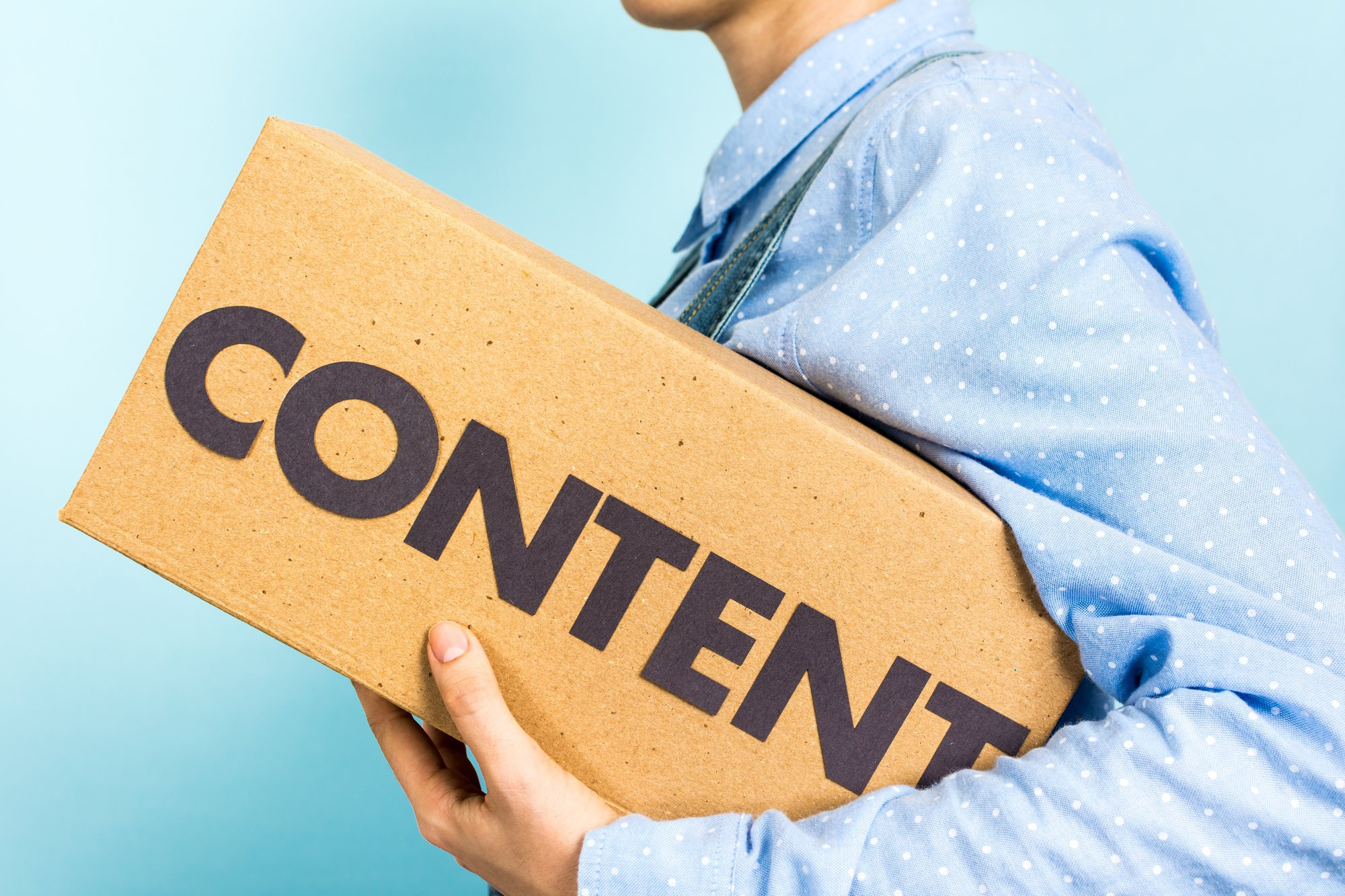 hyper personalized content