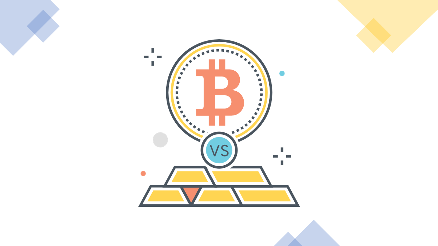 Bitcoin VS Gold - What is better for long term investors?