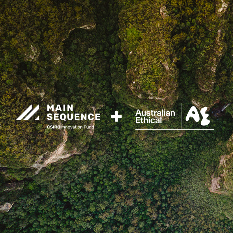 Main Sequence adds Australian Ethical as strategic investor to tackle global challenges