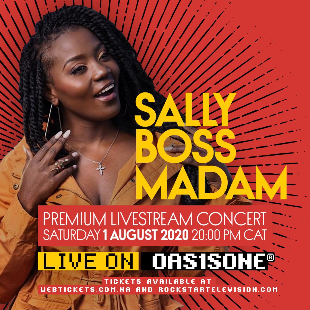 Sally Boss Madam