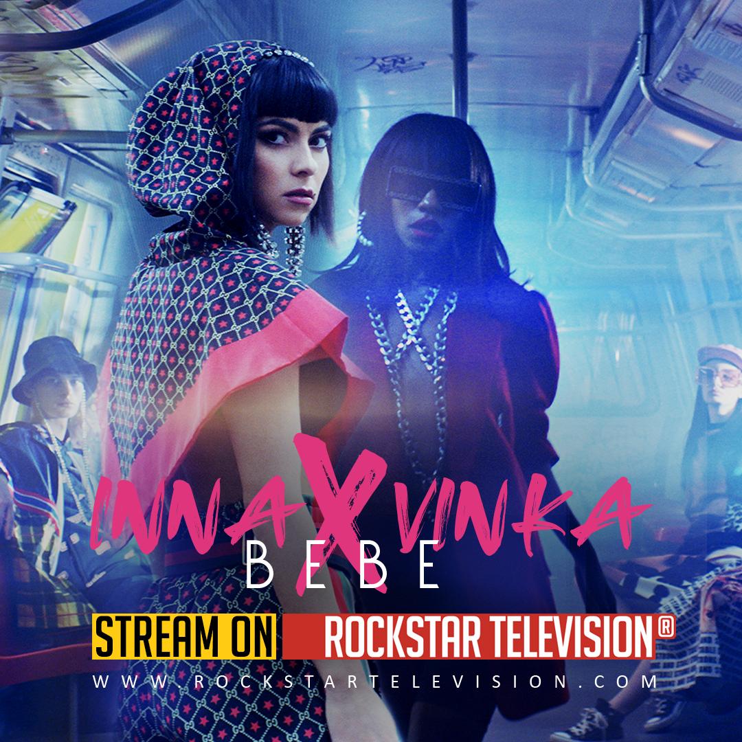 Inna X Vinke - Bebe (Official Music Video)
