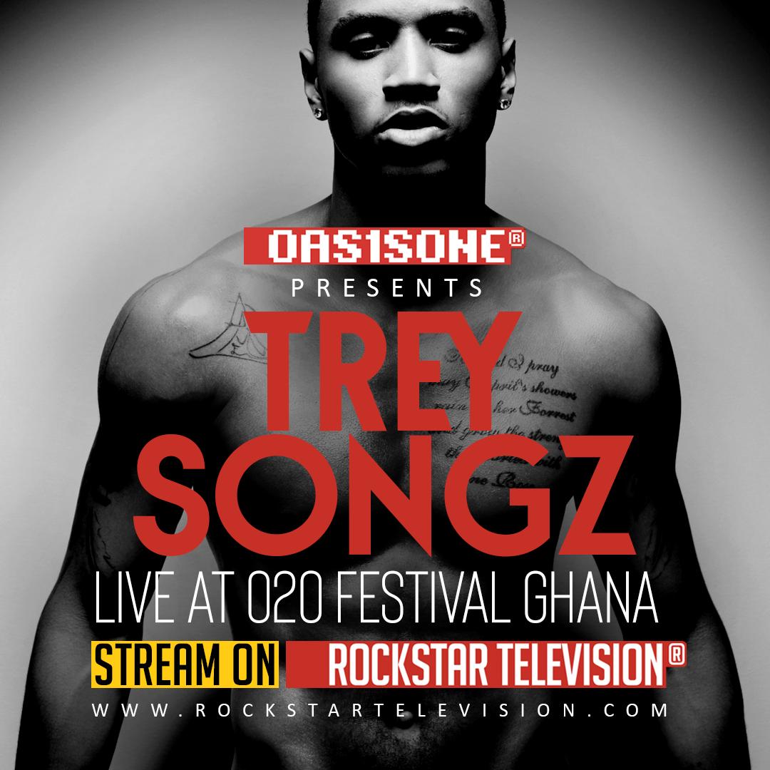 OAS1SONE presents Trey Songz Live at 020 Ghana