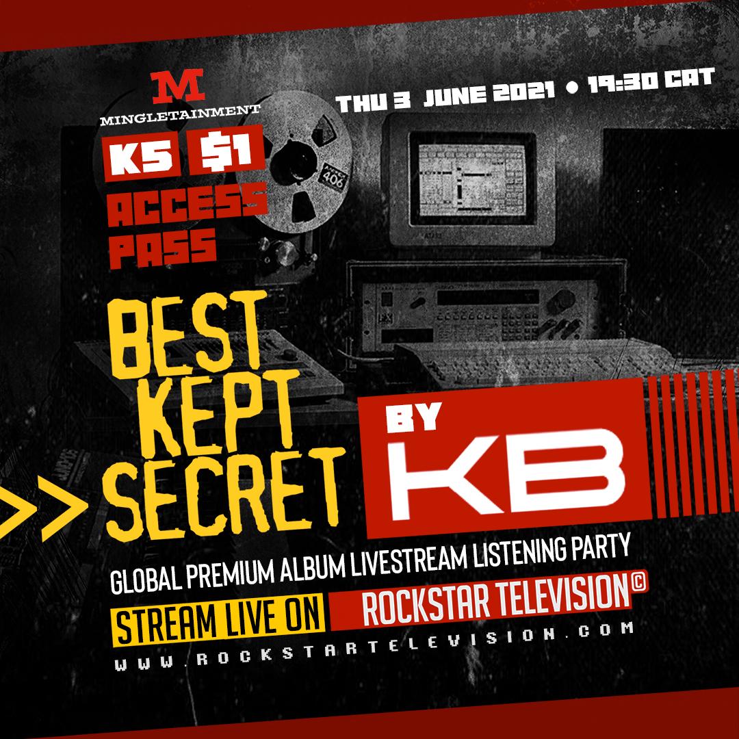 Best Kept Secret by KB