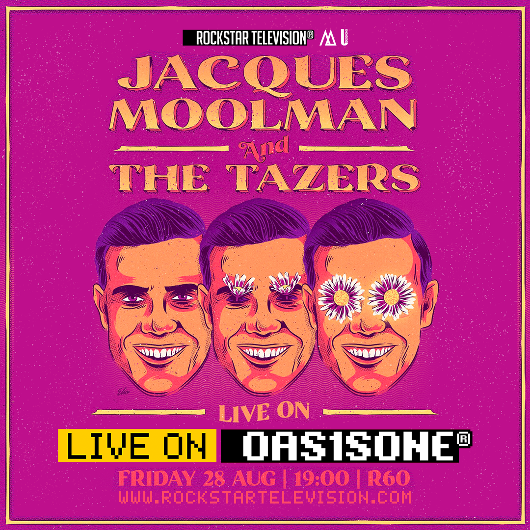 Jacques Moolman and The Tazers
