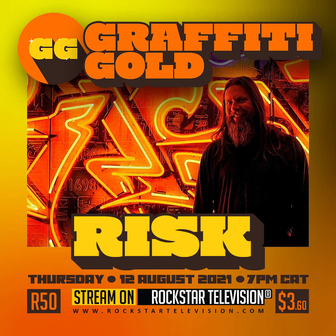 GRAFFITI GOLD presents GRAFFITI PIONEER 'RISK'