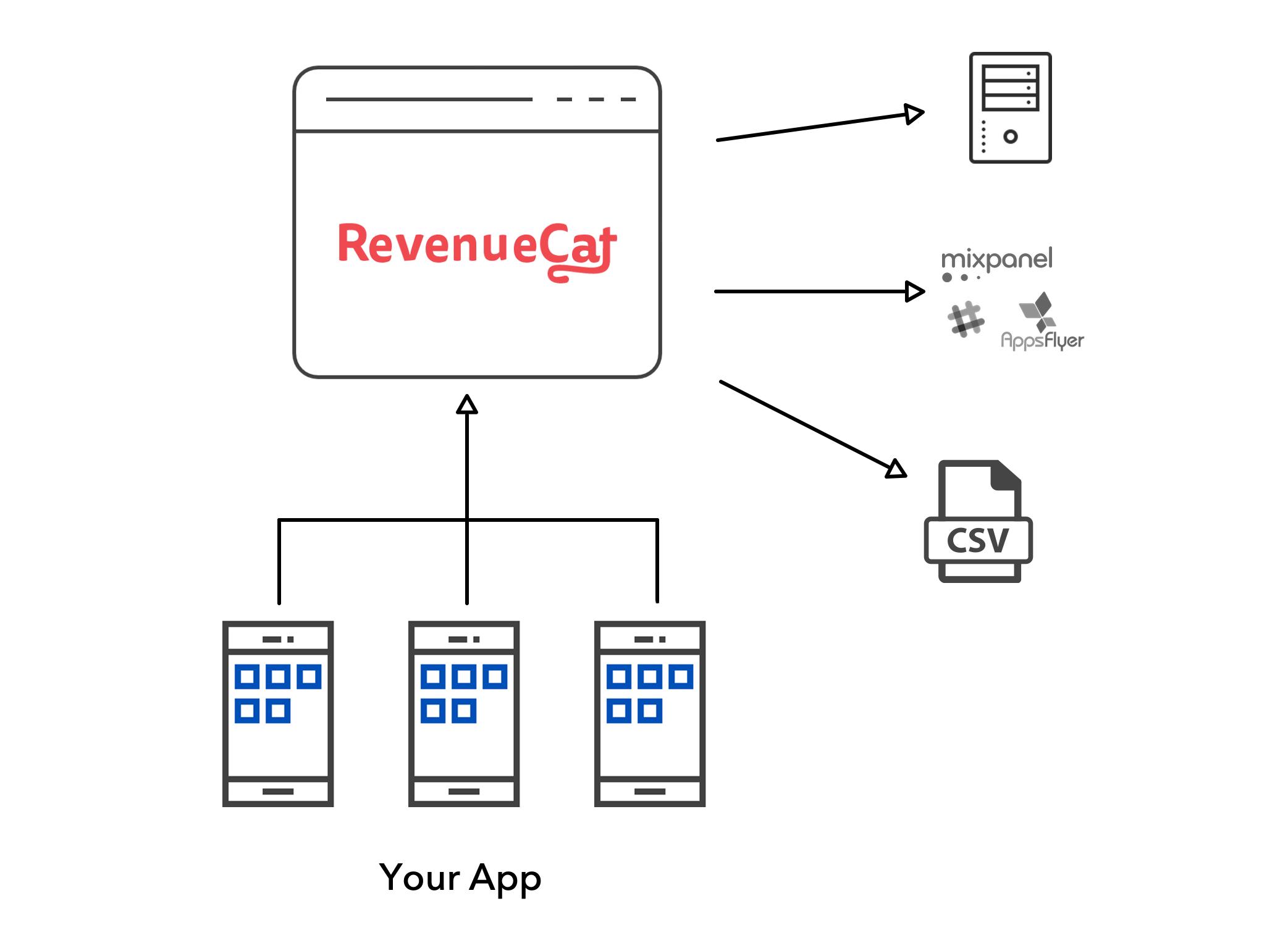 "RevenueCat ""Observer Mode"""