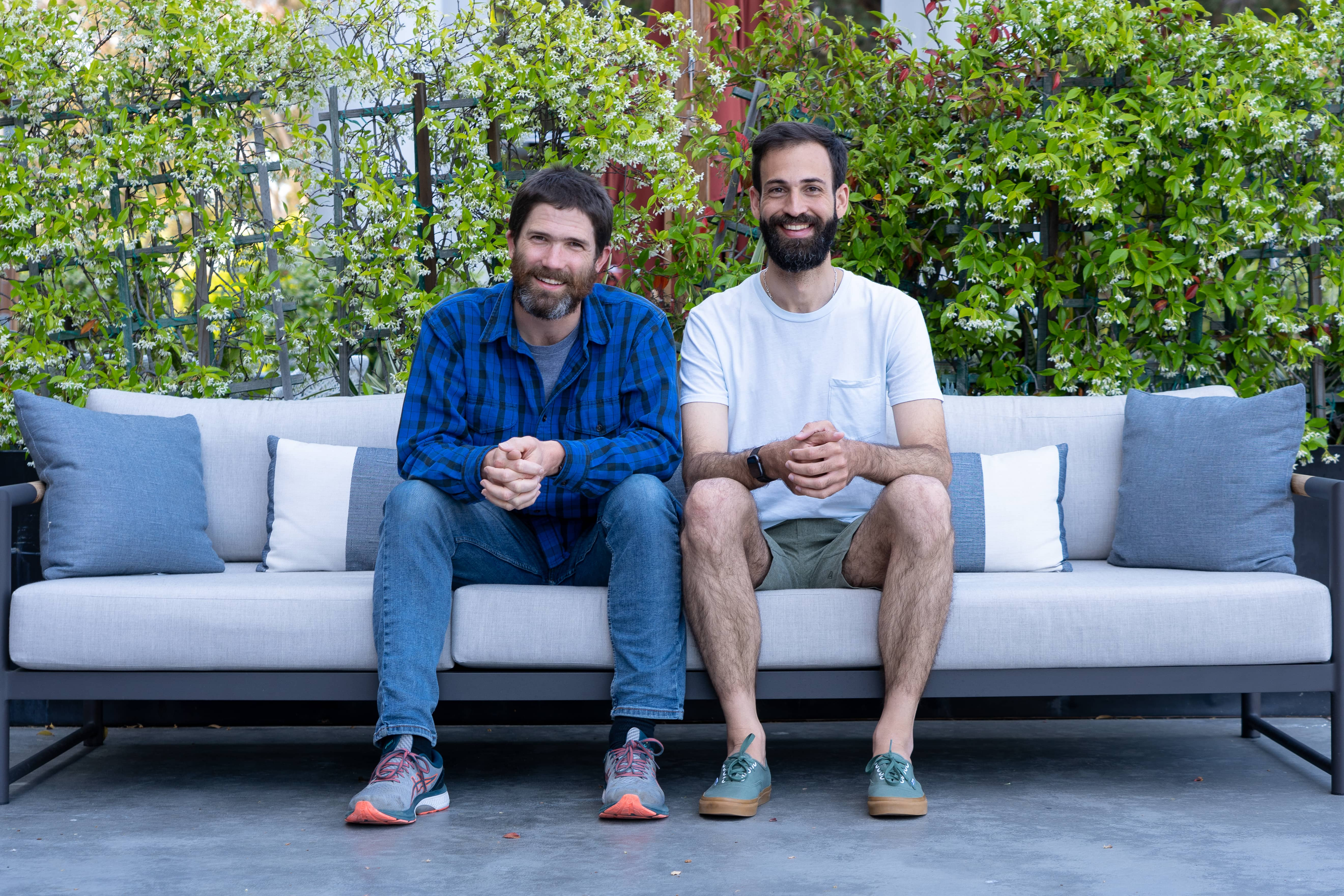 RevenueCat founders Jacob Eiting and Miguel Carranza