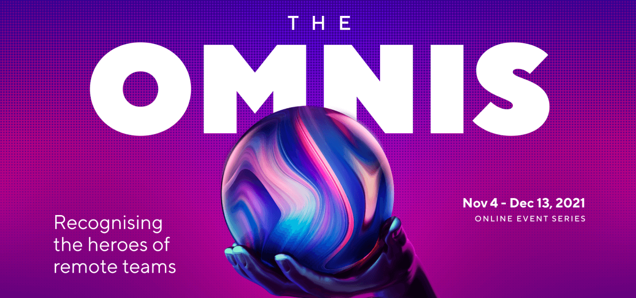 The Omnis Awards 2021 - Event Series