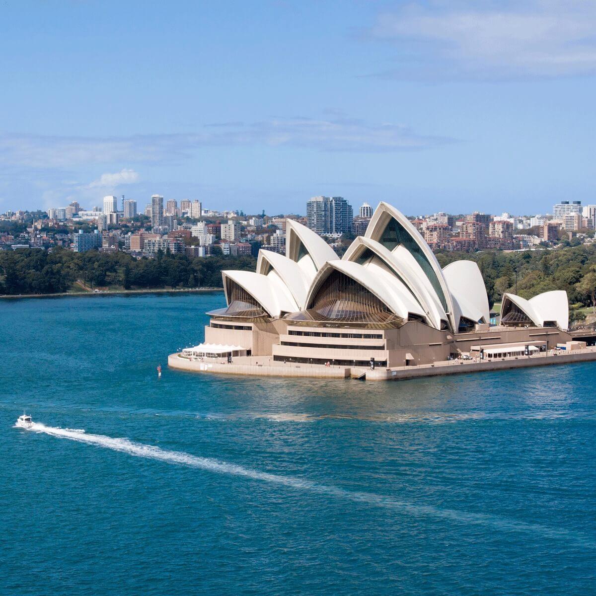 They Sydney Opera House