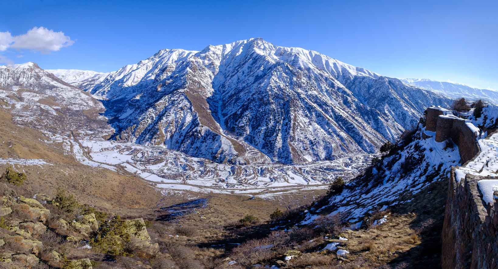 mountains in armenia