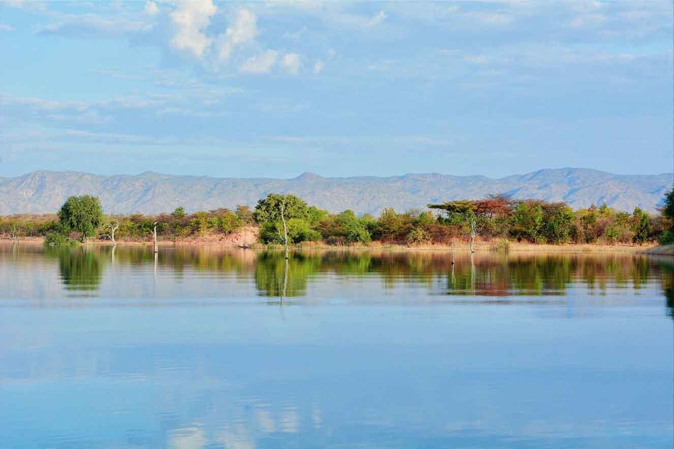 Lake Kariba Inns, Zambia