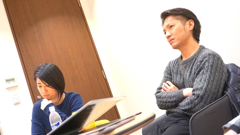 for Startups, Inc. 恒田と六丸