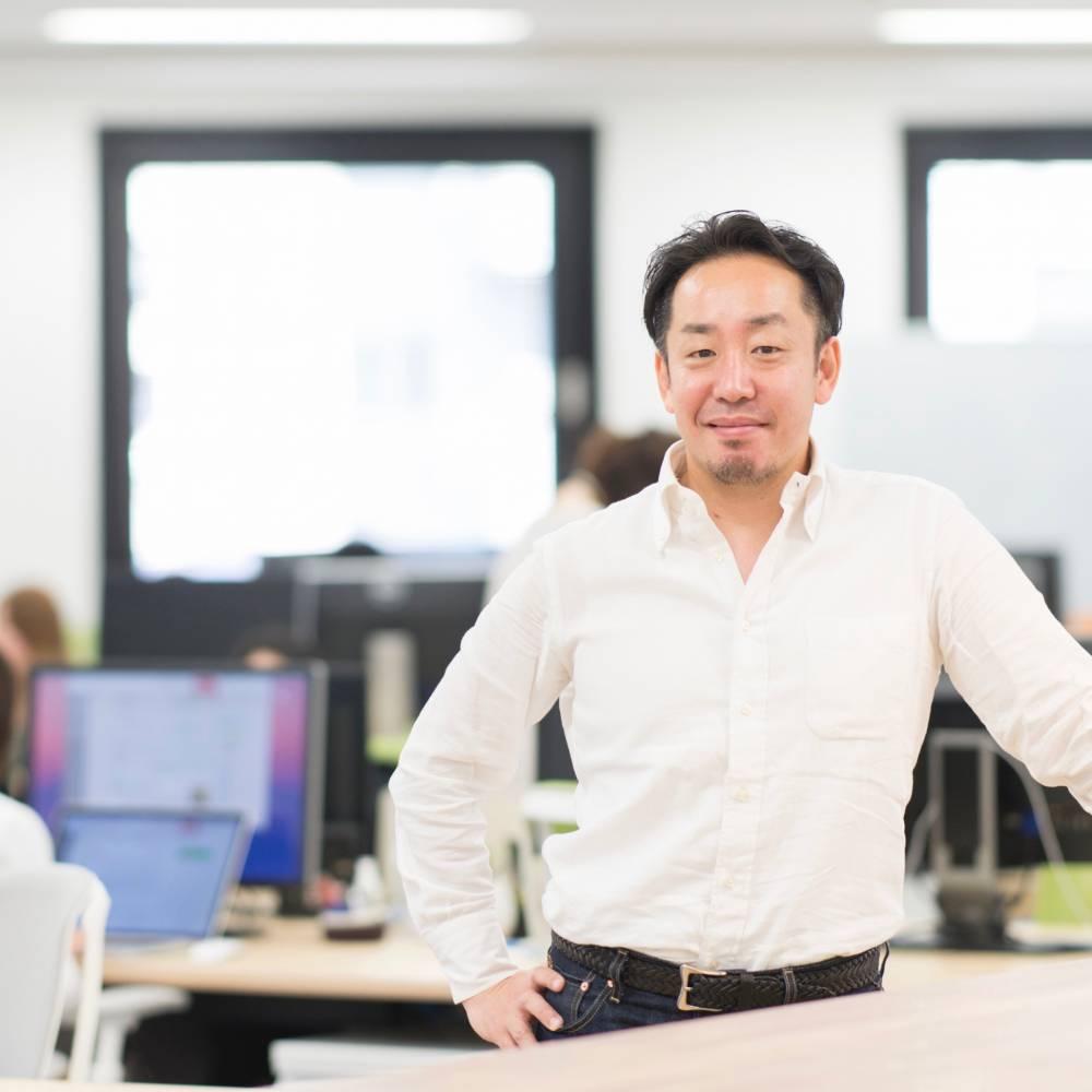 稲垣裕介(株式会社ユーザベース 代表取締役社長/共同経営者)