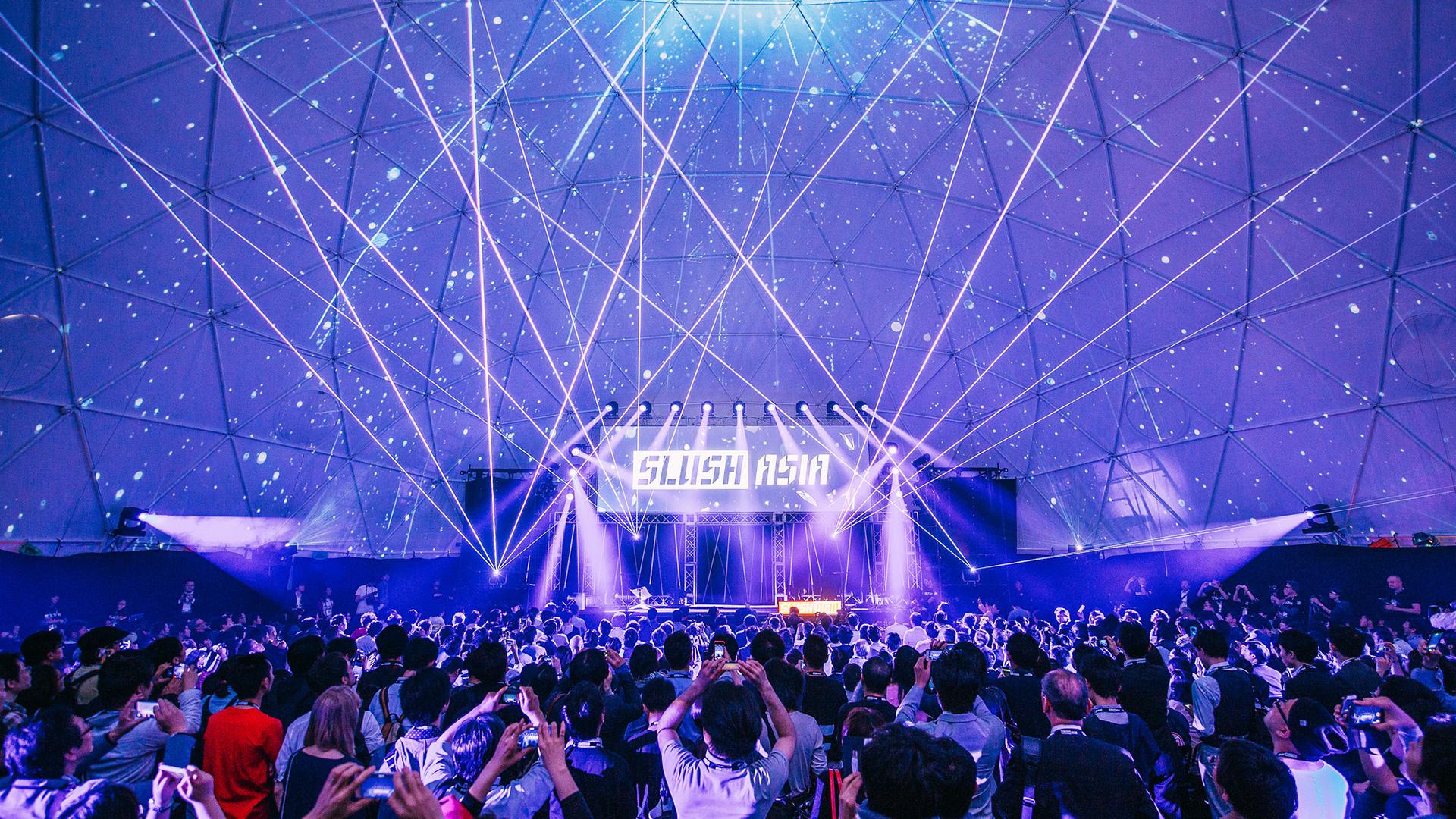 SLUSH TOKYO and for Startups