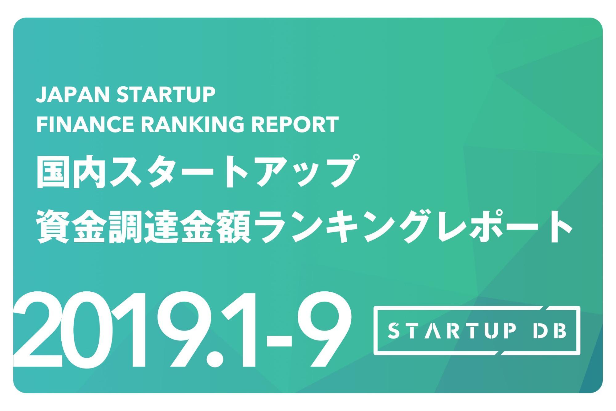 【STARTUP DB】調査結果 国内スタートアップ資金調達ランキング 大型調達200億円越え。EPARKが新規ランクインでトップに