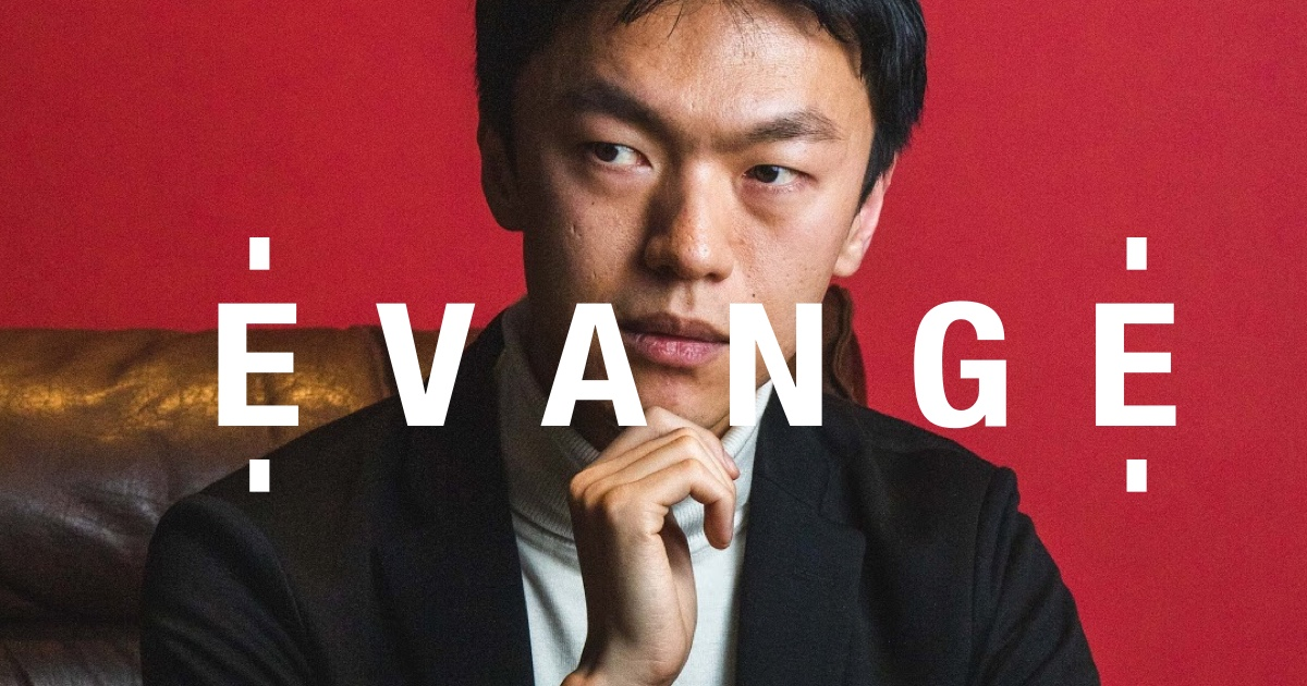 「EVANGE」記事公開 - 石井大地氏(株式会社グラファー CEO)