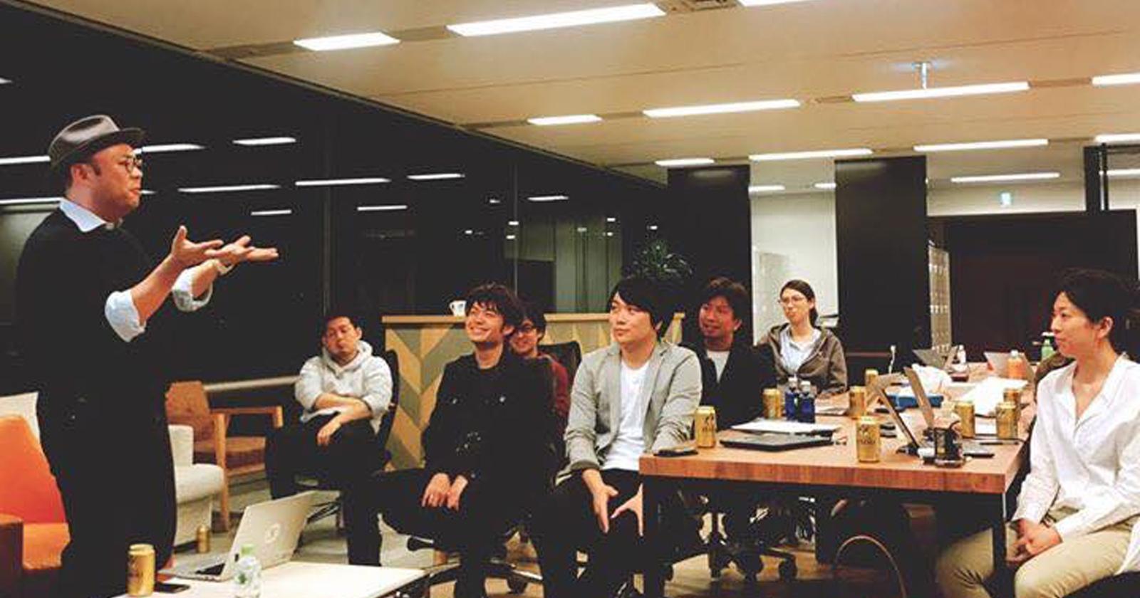 """【社内勉強会】孫 泰蔵 × for Startups, Inc. 『for """"for Startups""""』を開催しました。"""
