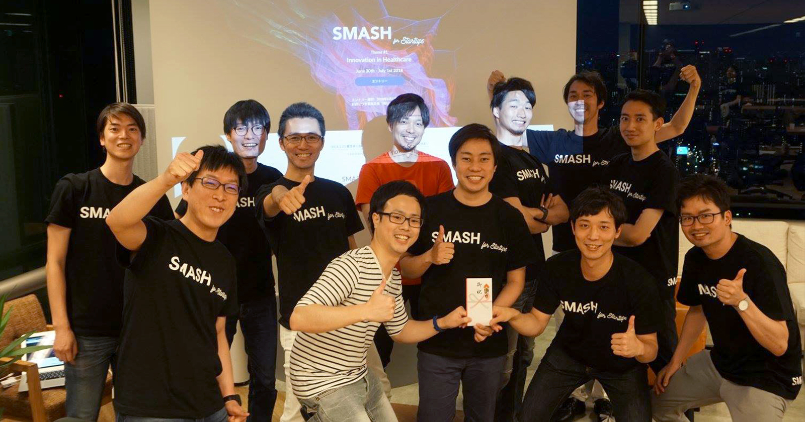 """""""SMASH for Startups""""イベント 『第1回 Innovation in Healthcare』を開催しました。"""