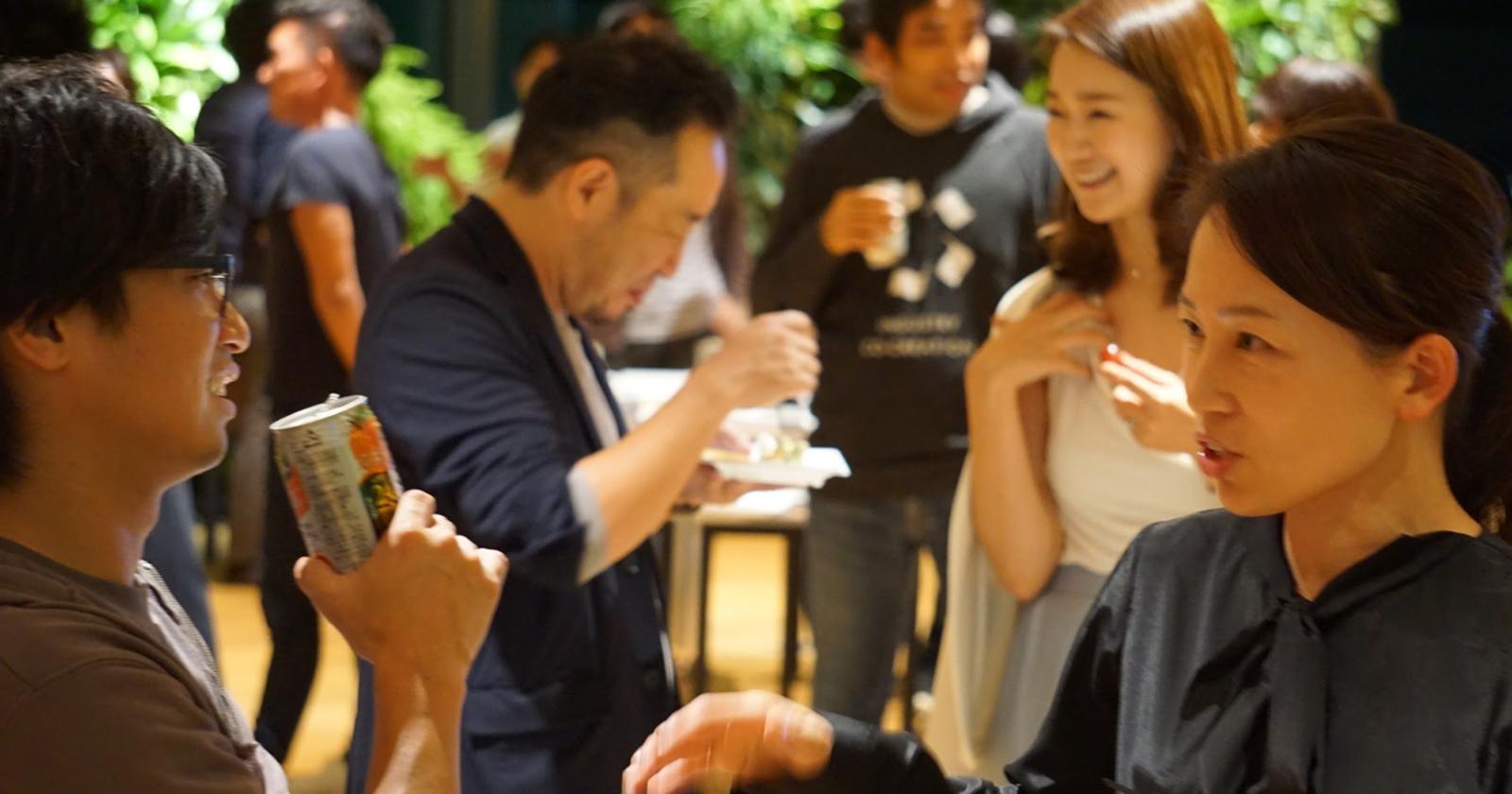 【イベント開催】100名を超えるスタートアップCxO/経営陣/投資家が集結!!