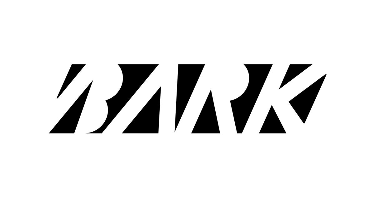 フォースタートアップス、「BARK」のブランドロゴをデザイン