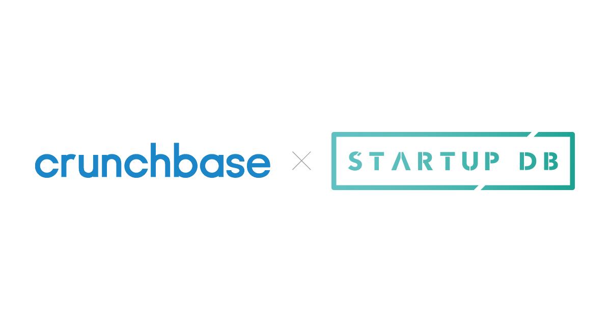 当社と米国Crunchbaseとの業務提携について、Crunchbase側からも発表されました