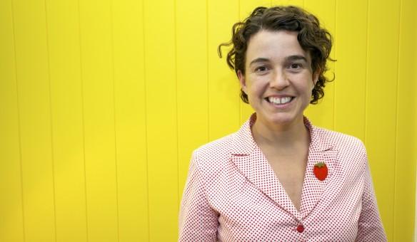 Educador Congress 2012 in Brazil - Kimberley O'Brien