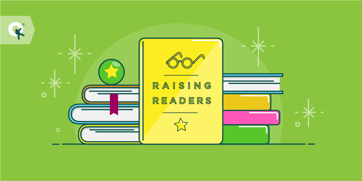 Raising Readers : Parenting with Books