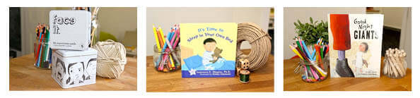 Recommended books for co-sleeping