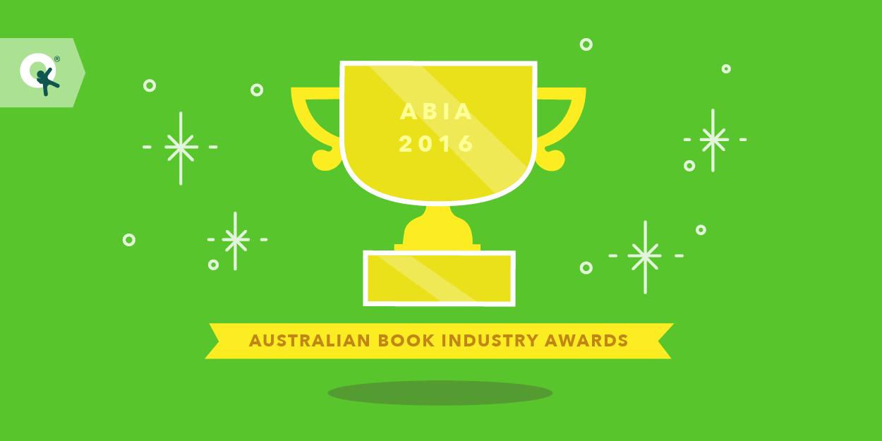 Winner: ABIA's 'Book Industry Innovation Award'