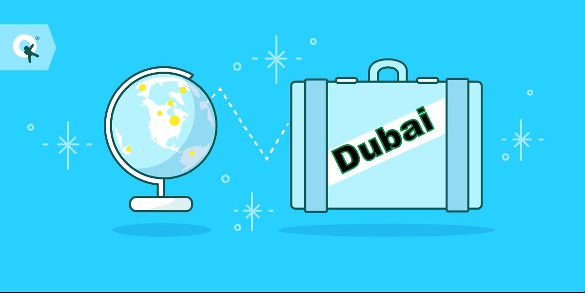 Quirky Kid in Dubai