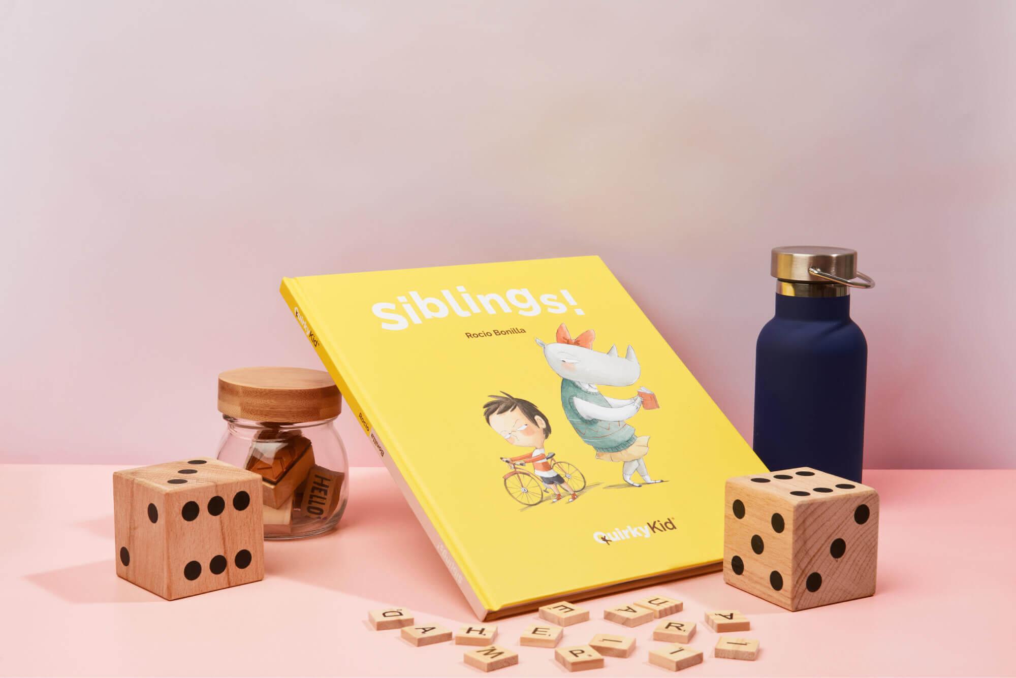 Cover of Book Siblings|