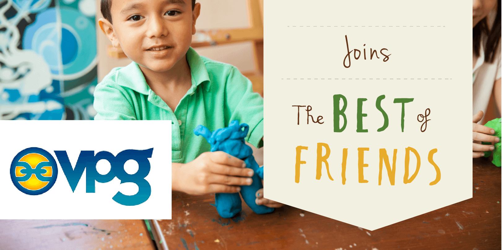 Vocational Partner Group and The Best of Friends