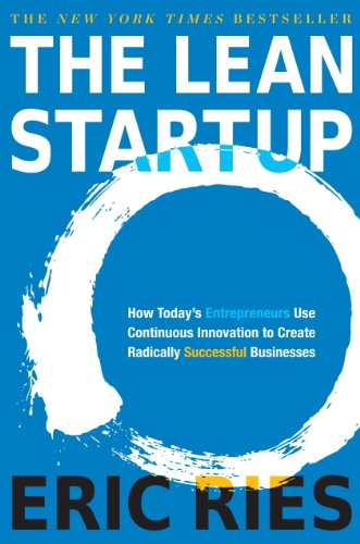 The Lean Startup - Eric Ries