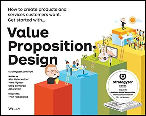 Value Proposition Design - Alexander Osterwalder et al