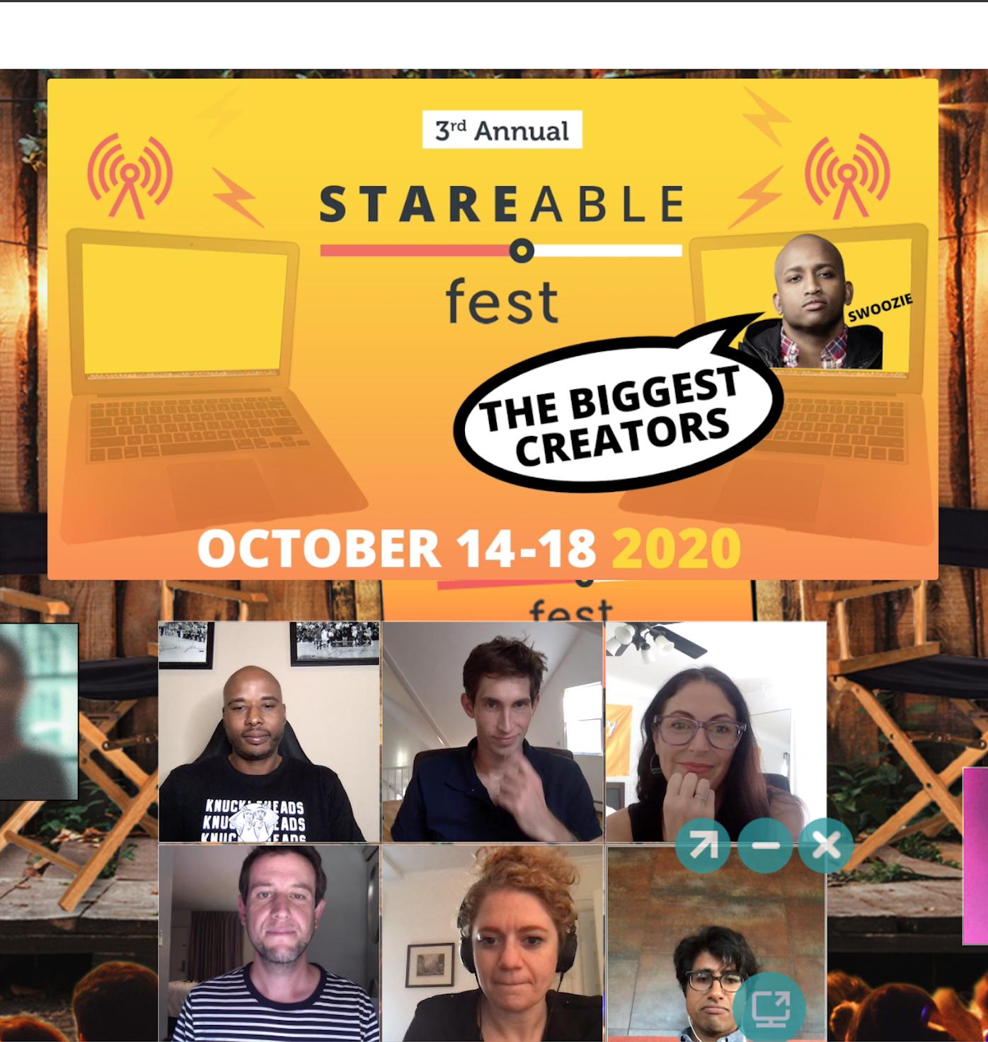 Stareable Fest 2020