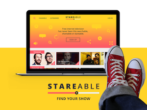 Stareable's Launch