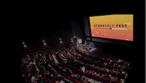 New Media Elements at Stareable Fest