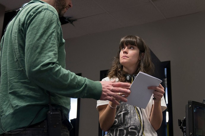 Want to be a director? Stop second-guessing yourself
