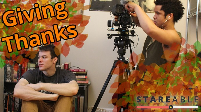 6 Ways To Give Thanks To Your Indie Film Cast and Crew