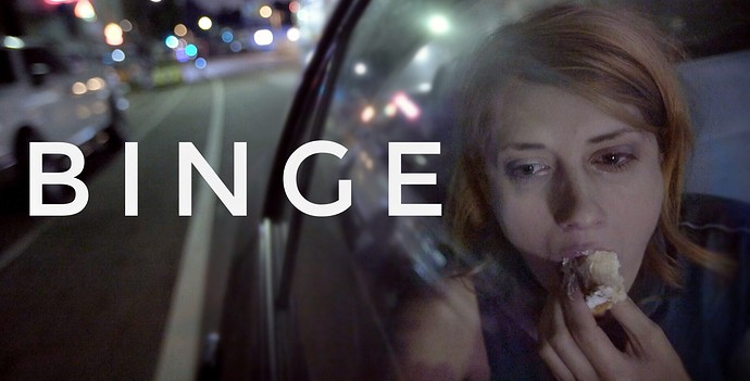 How To Find Funny in Darkness: the Journey of 'Binge'
