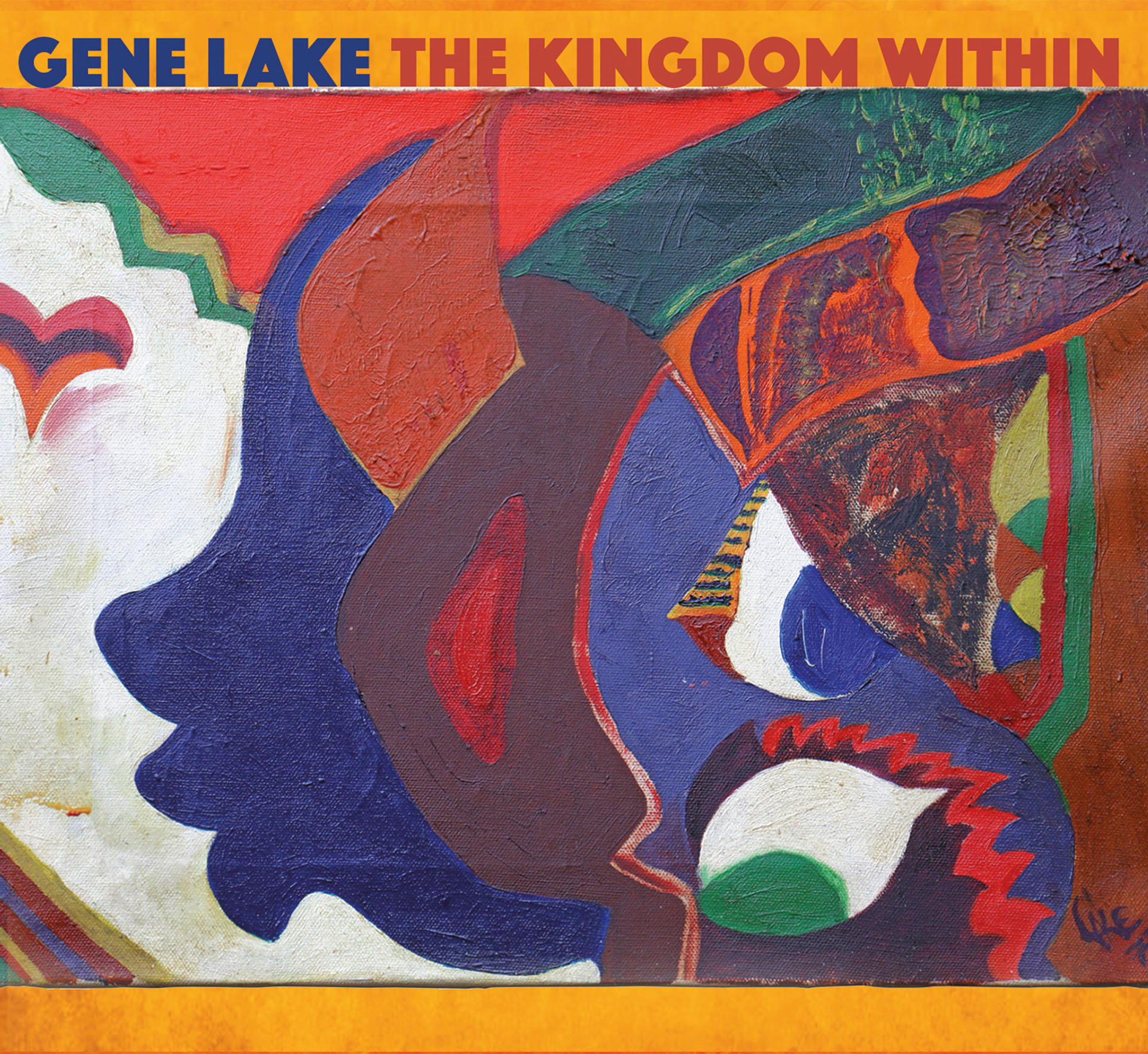 Gene Lake - The Kingdom Within (CD)
