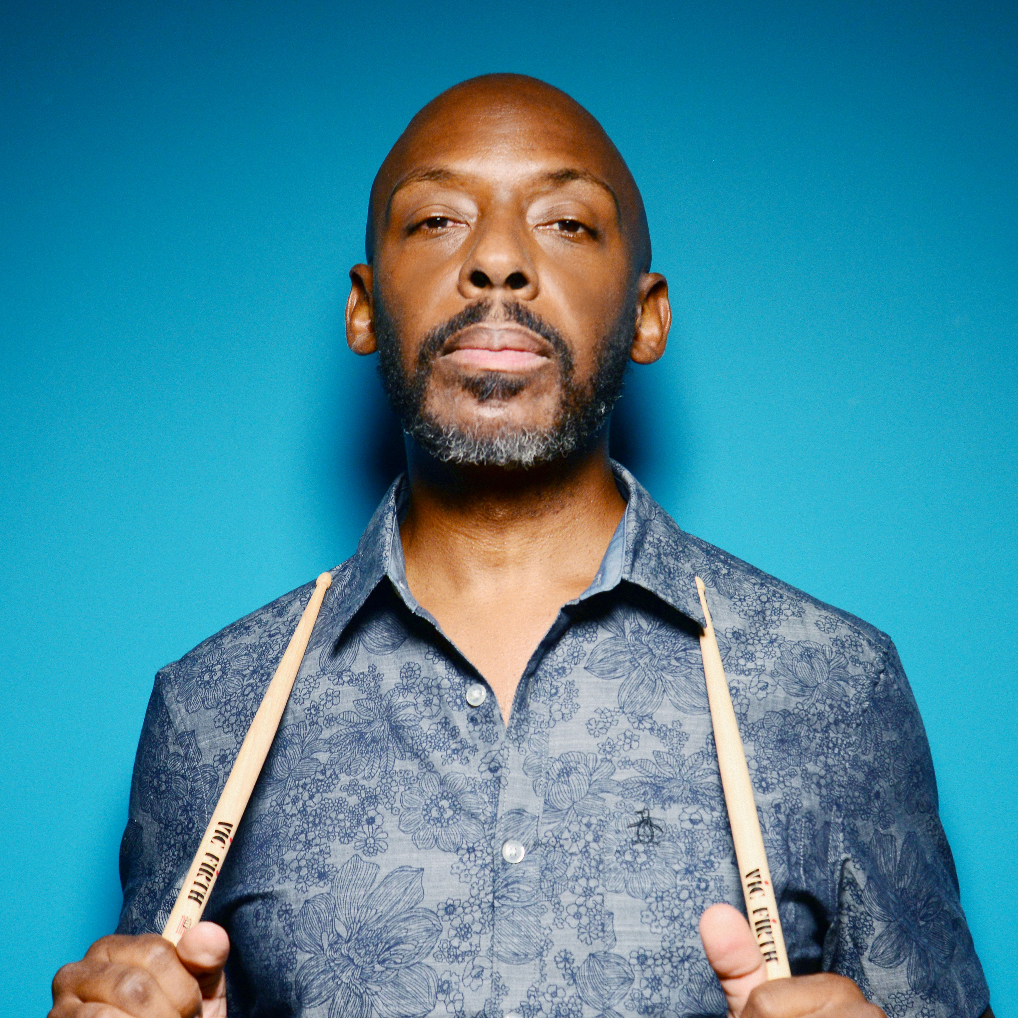 Private lessons with E.J. Strickland - DRUMS