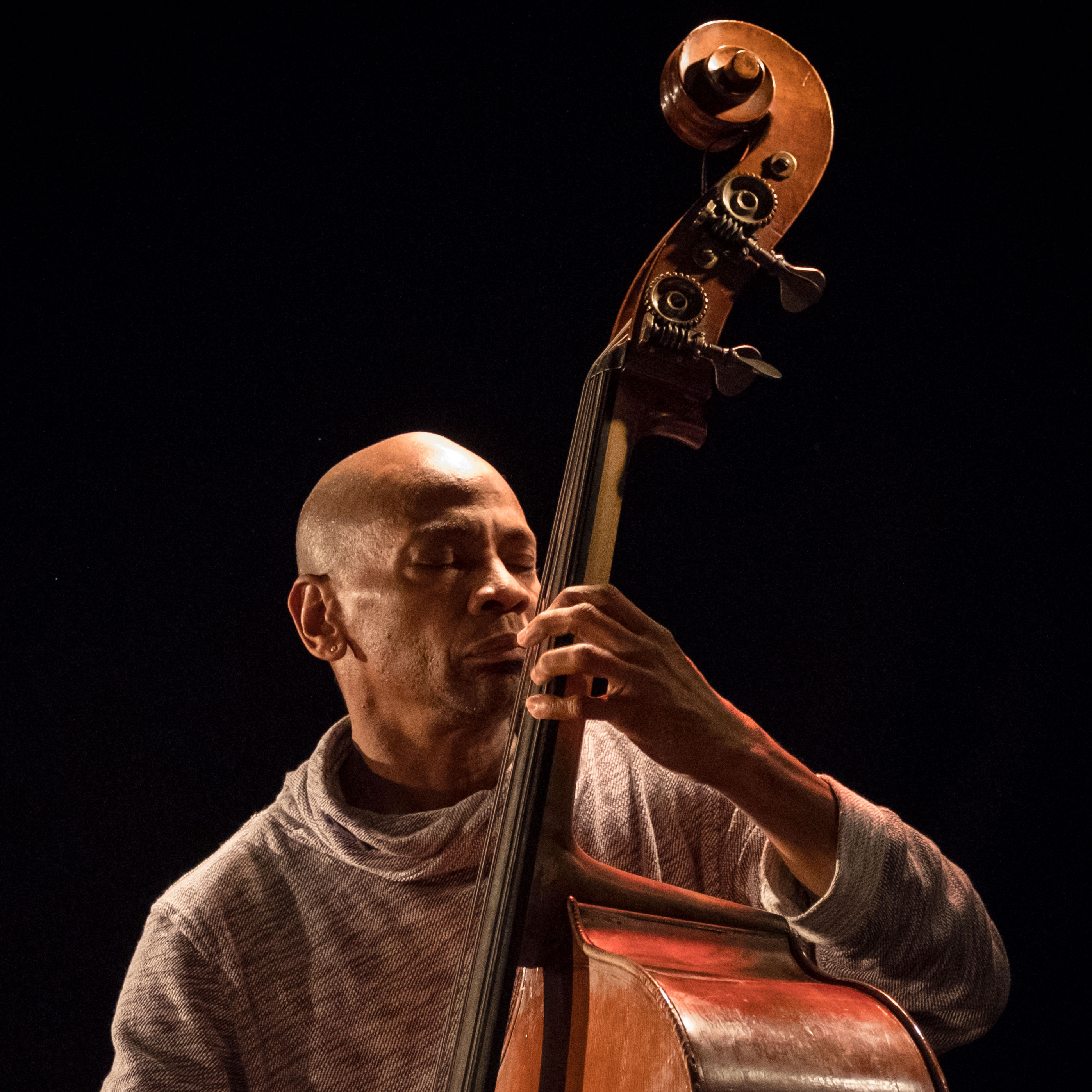 Private lessons with Reggie Washington - BASS