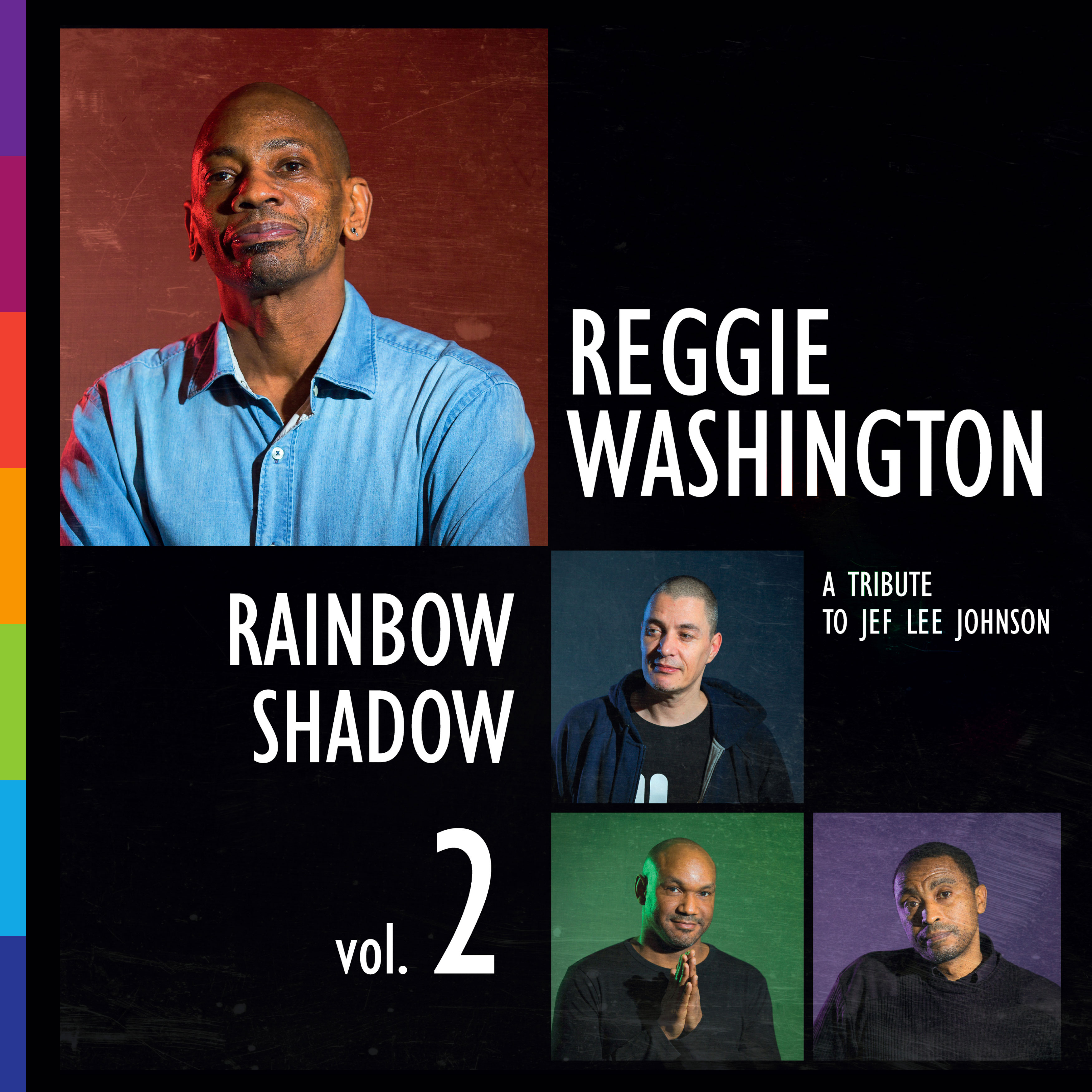 Reggie Washington - Rainbow Shadow Vol. 2 (Hi-Res Audio)