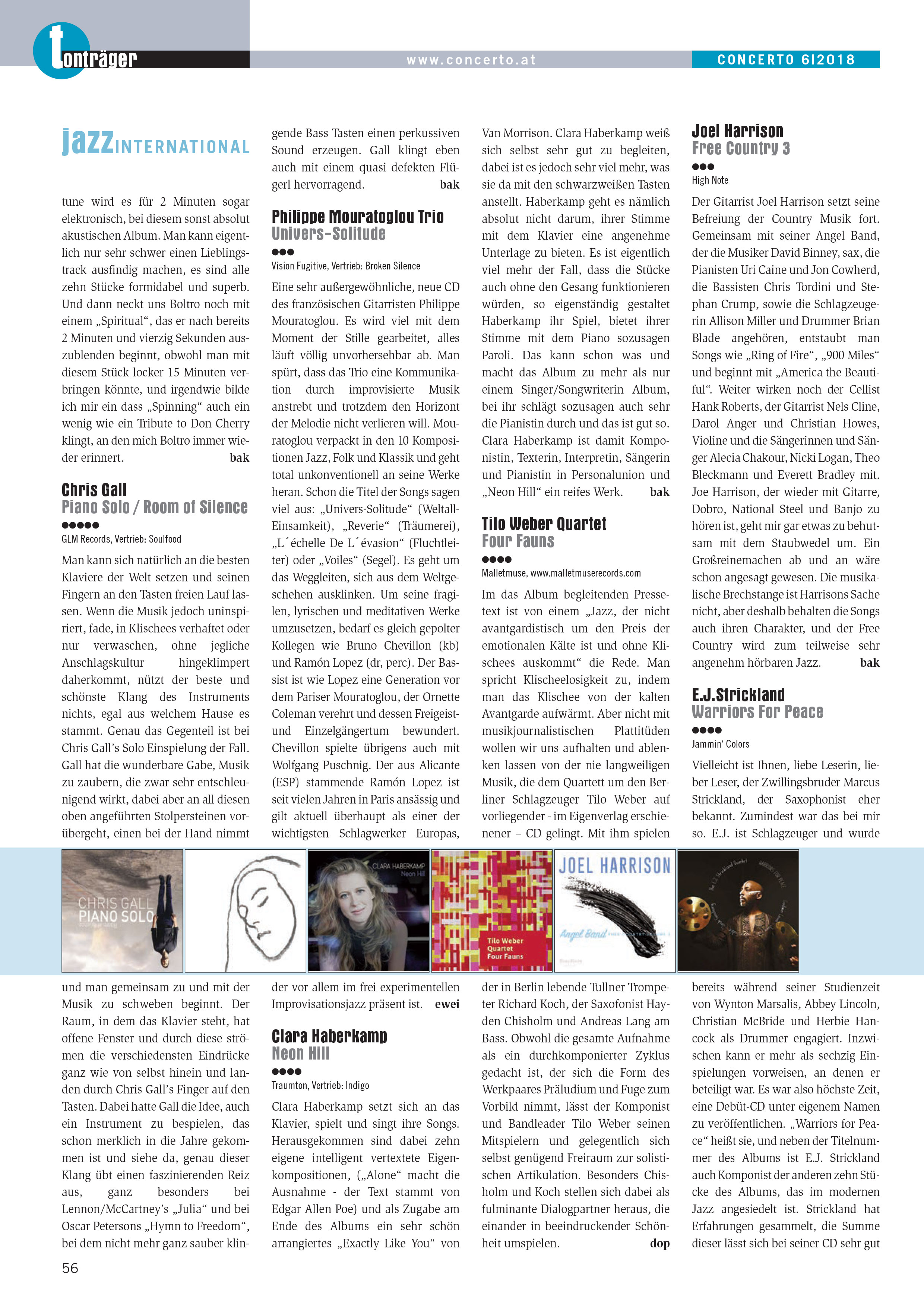 Concerto (page 1)